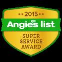2015 Angie's list award